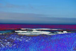 Ultra violet coast