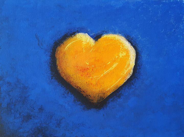 Love Heart 1 - Humberto Garcia Cantu Artistry