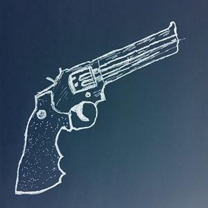 Revolver - Blue - UlyssesOB