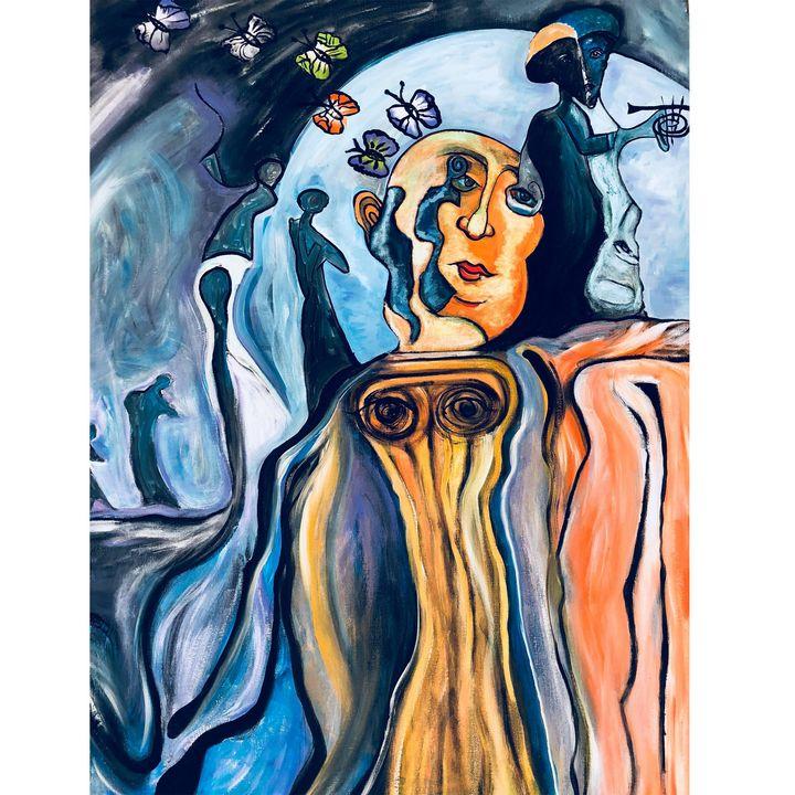 pythagorians energy vibrations - Arietta's paintings