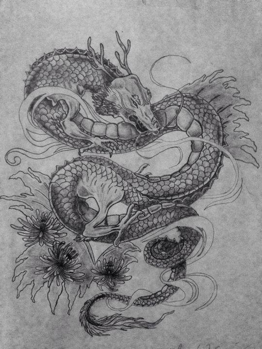 Dragon -  Ianhaines