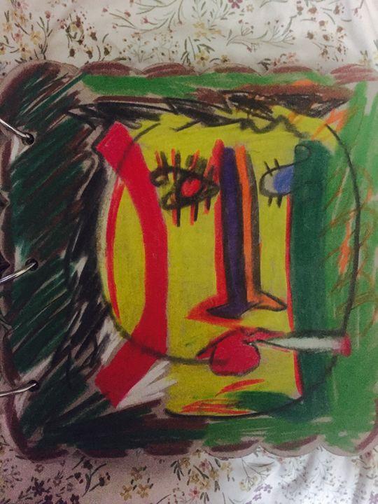 Smoker five - Art by DomiJohn