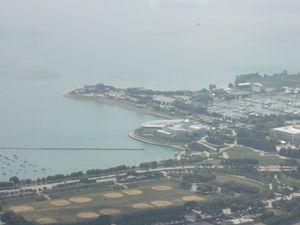 Chicago Shoreline - EM photography