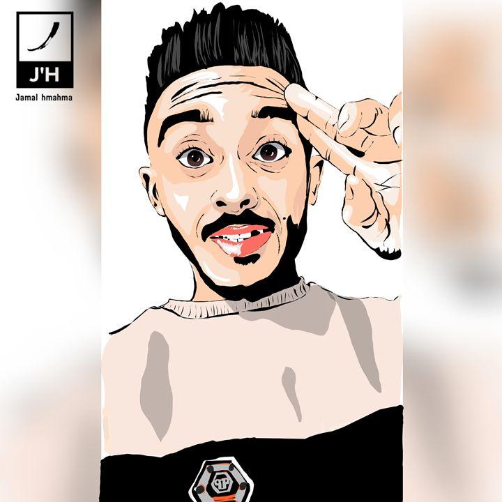 Hello - Jamal hmahma jh
