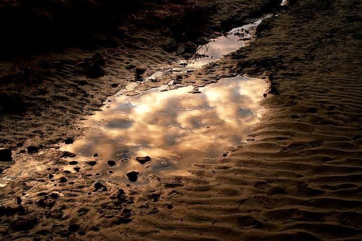 Cloudy Puddle - Timothyflohe