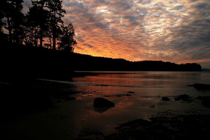 Fiery Sunset - Timothyflohe