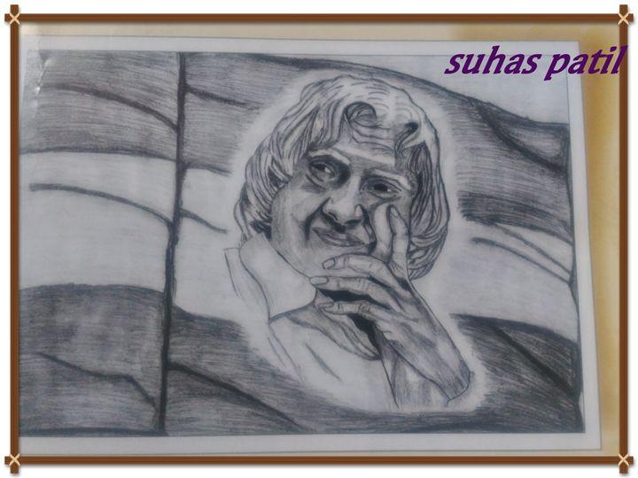 Dr.A.P.J.Abdul kalam - Suhas N.patil