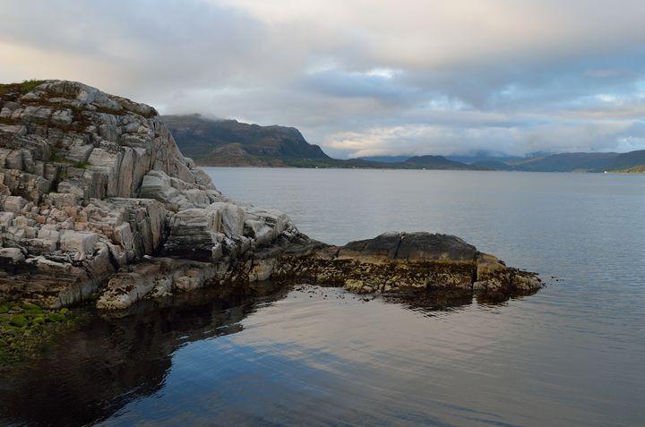 kristiansund fjord - Fjord and Rust