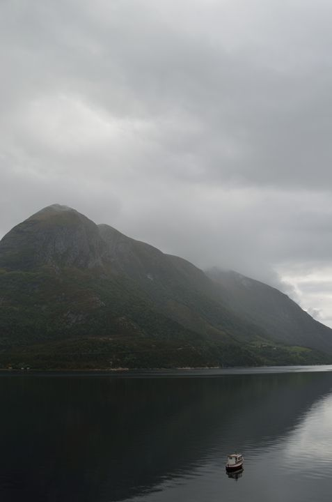 stabben - Fjord and Rust