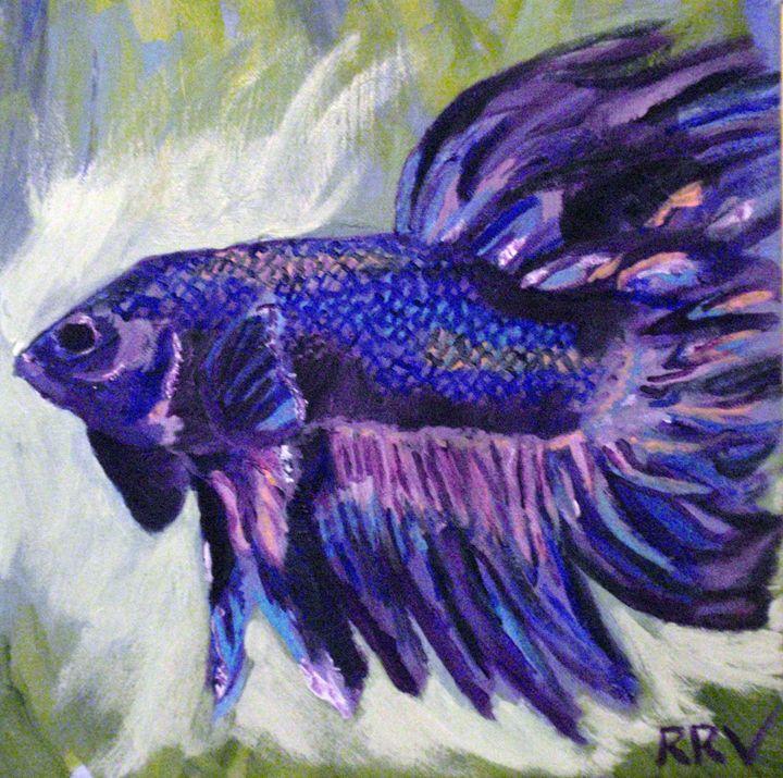 Purple Beta - Randi Vaughan