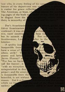 Grim Reaper Book Page