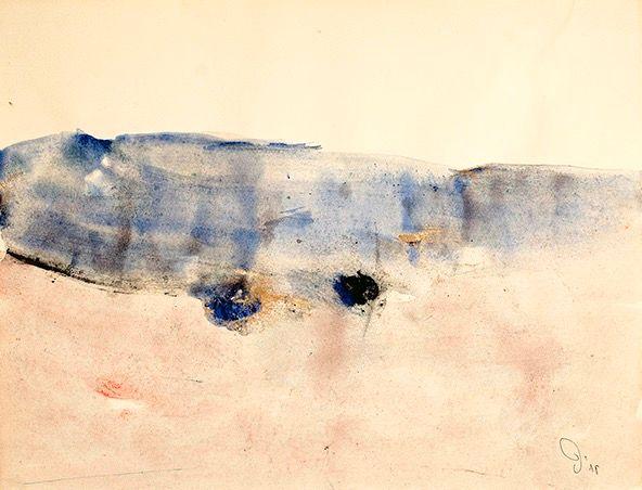 """blue mountain, """"calligraphies"""" - Thrafia"""