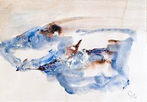 """dance, """"calligraphies"""", Thrafia 2019"""