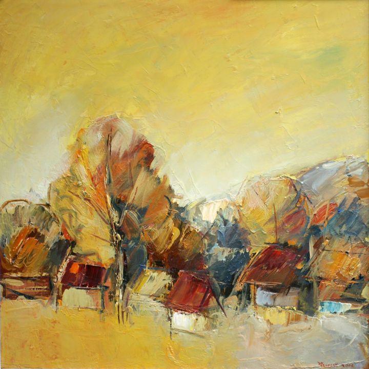 Paysage - Vasile Muresan