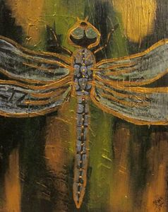 The Conscious Dragonfly