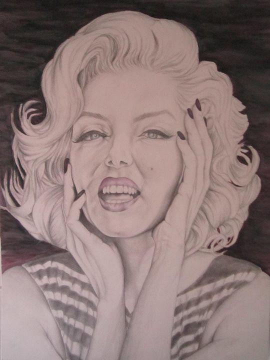 Marilyn Monroe - Sheren