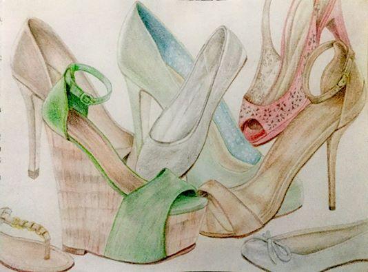 The Beauty Shoes - Sheren