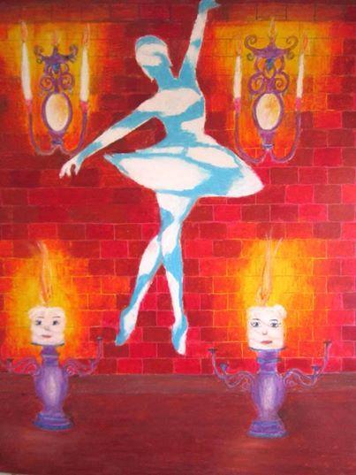The Ballerina Dancer - Sheren