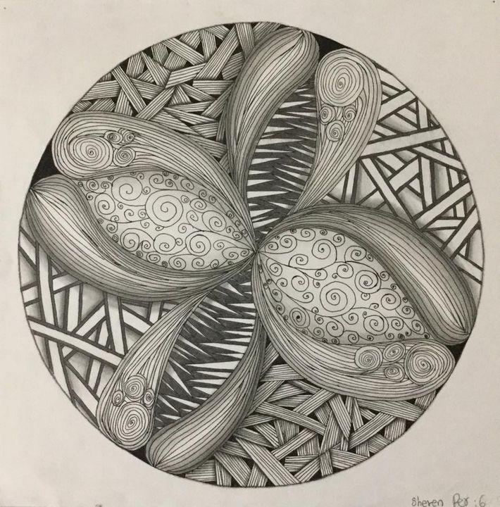 Circle Pattern Design - Sheren