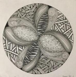 Circle Pattern Design