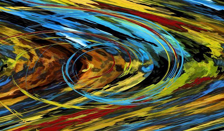 The Moment Between - Chris Bradbury Art