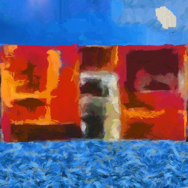 Oran - Chris Bradbury Art