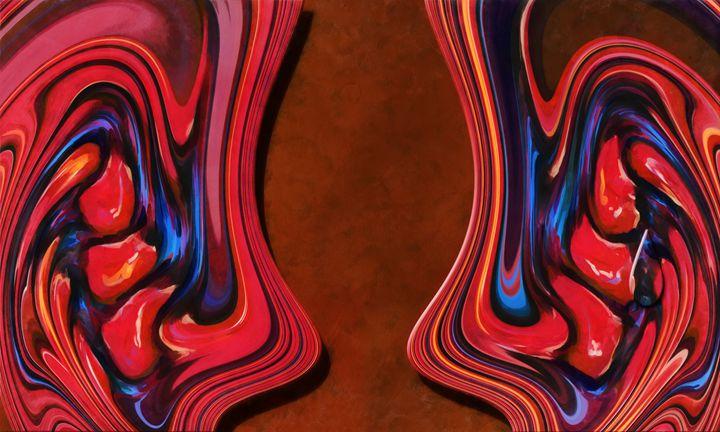 Love Weep - Chris Bradbury Art