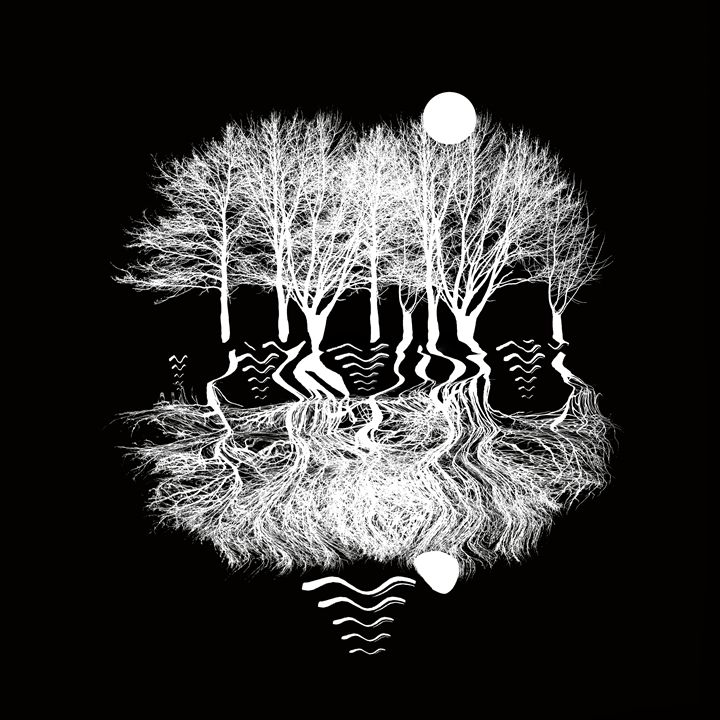 Moonlight - Chris Bradbury Art
