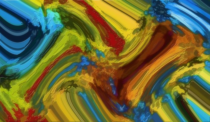 Pacific Patch - Chris Bradbury Art