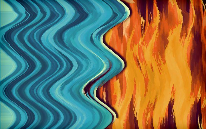 Elements - Chris Bradbury Art