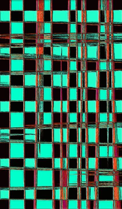 Squares - Chris Bradbury Art