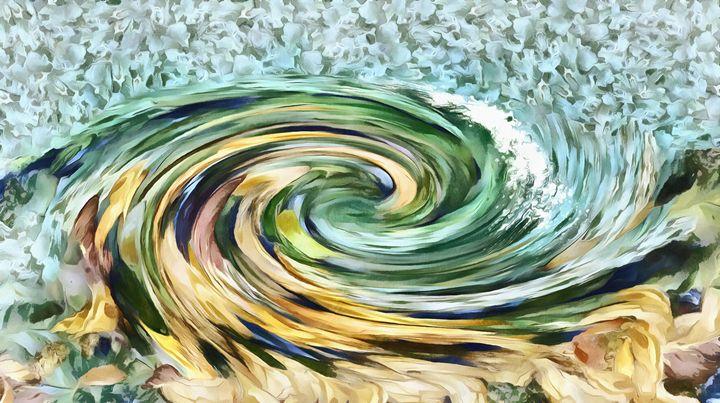 Tube - Chris Bradbury Art