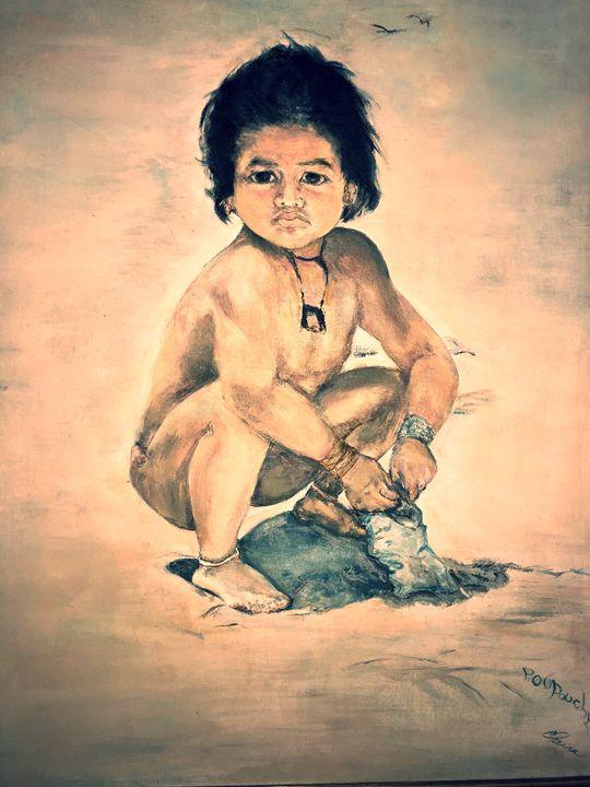The Curious Boy - Art2DrClaire.info