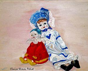 Porcelain Dolls - Art2DrClaire.info