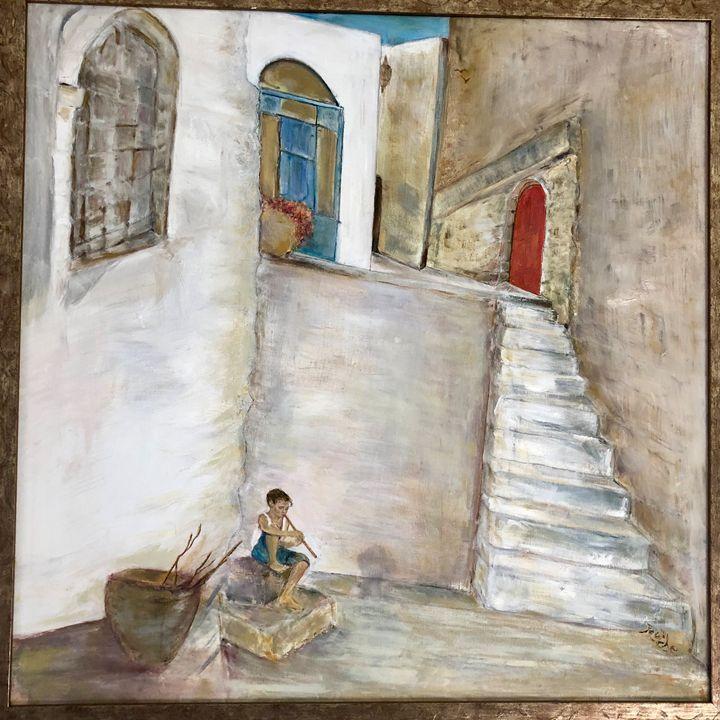 Sefat Israel - Art2DrClaire
