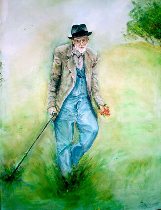 The old Man - Art2DrClaire