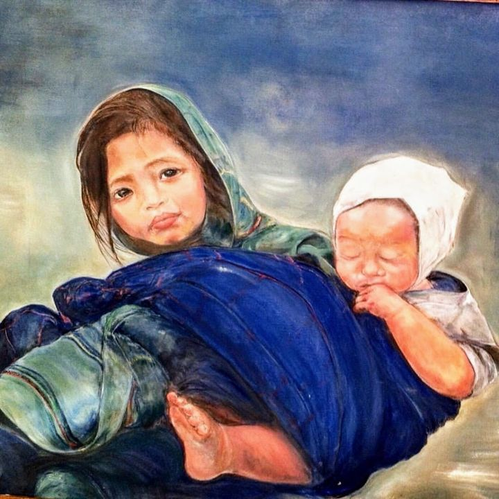 Mother Child - Art2DrClaire