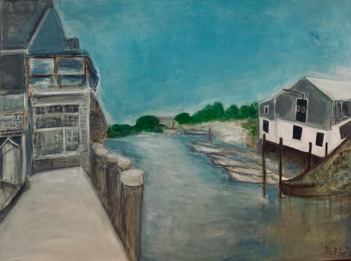 Port - Art2DrClaire