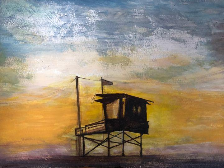 Sundown LA - Art2DrClaire
