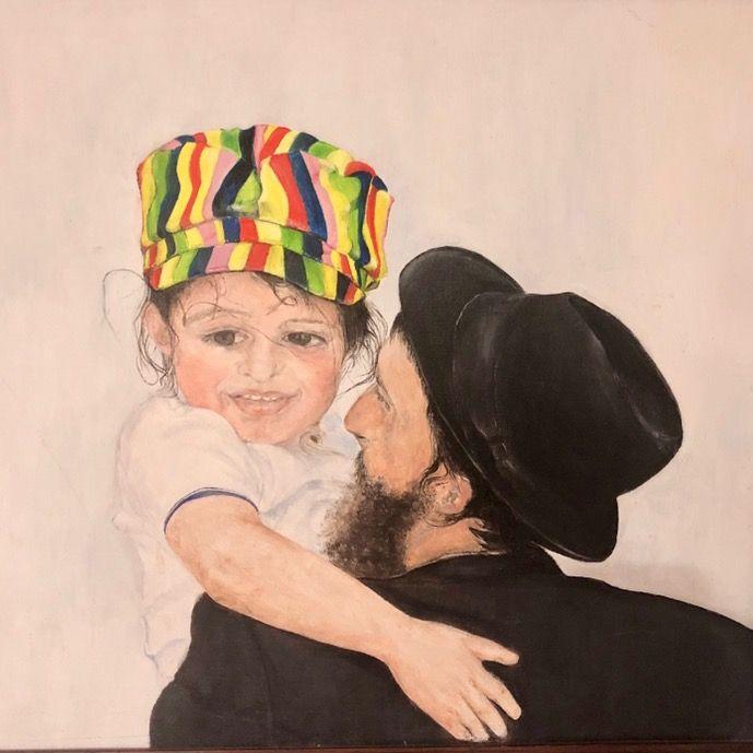Father & Son - Art2DrClaire
