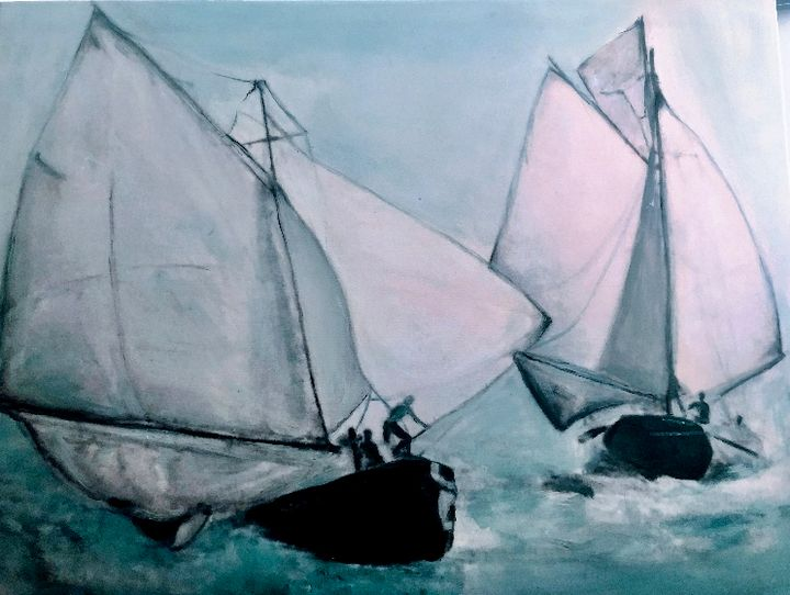Sail - Art2DrClaire