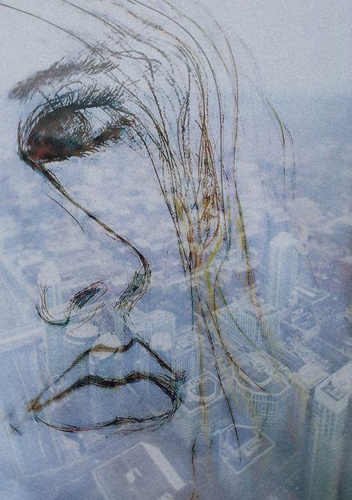 Facing the City - Art2DrClaire