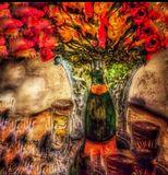 Flowers colors celebration
