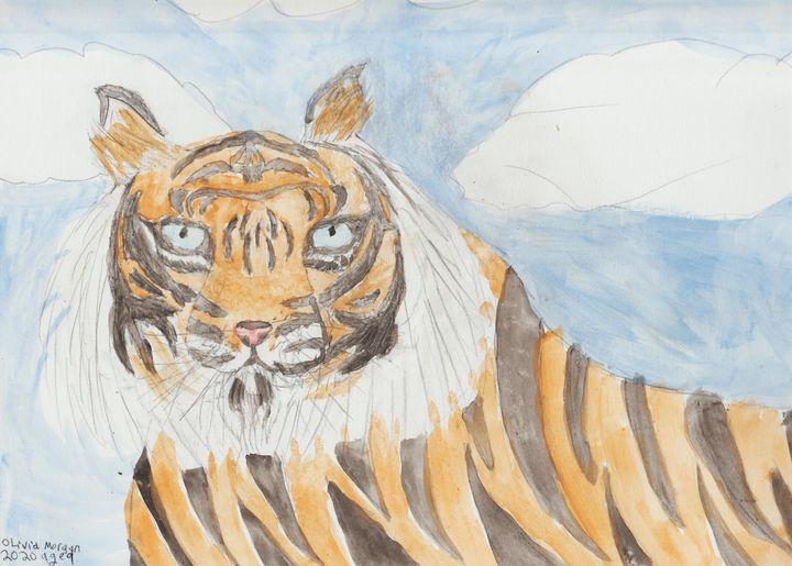 Tigress 1 - Olivia's Imagination Station