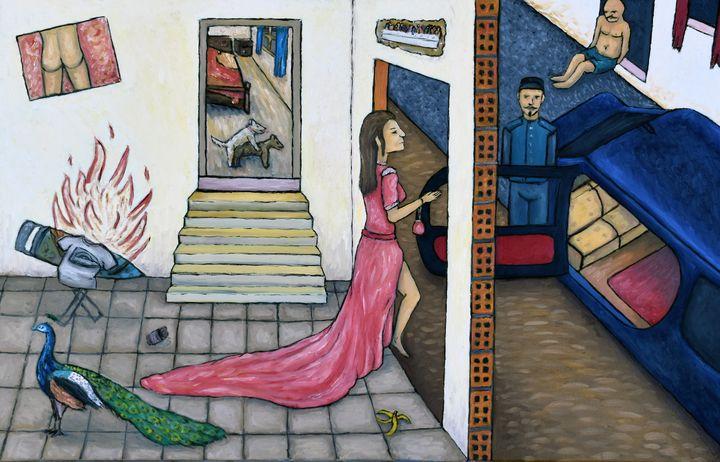 let then see - Ana Valentim Artworks