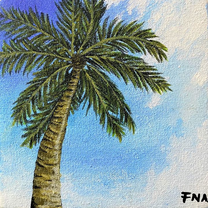 Coconut tree - FNA