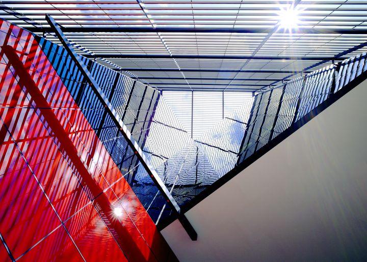 Atrium Photograph - Mike Torrington Photography