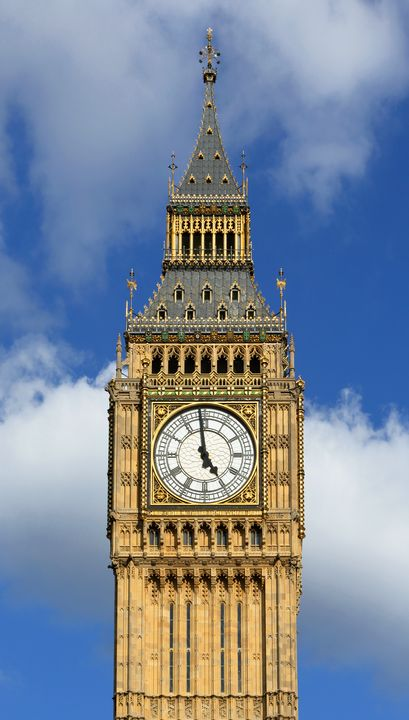 Big Ben - Mike Torrington Photography