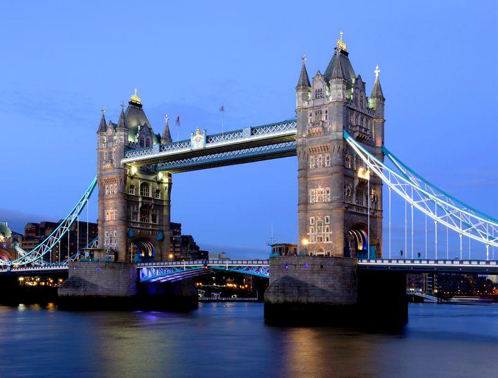 Tower Bridge, London - Mike Torrington Photography