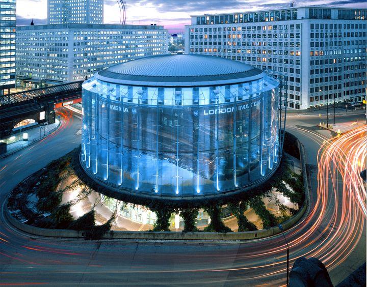 IMAX Cinema, London - Mike Torrington Photography